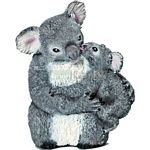 Koala Bear with Cub - Schleich World of Nature - Wild Life  (Schleich 14677)