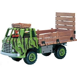 Truck with driver - Schleich World of Nature - Wild Life Accessories (Schleich 42004)