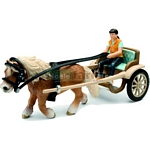 Pony carriage - Schleich World of Nature - Farm Life Accessories  (Schleich 42040)