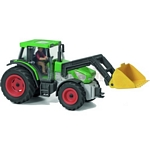 Tractor with driver - Schleich World of Nature - Farm Life Accessories  (Schleich 42052)