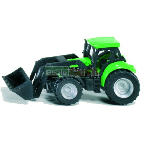 Deutz Fahr Agrotron 265 Tractor with Front Loader (SIKU 1043)