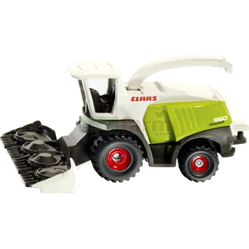 Claas Jaguar 960 Forage Harvester (Siku 1418)