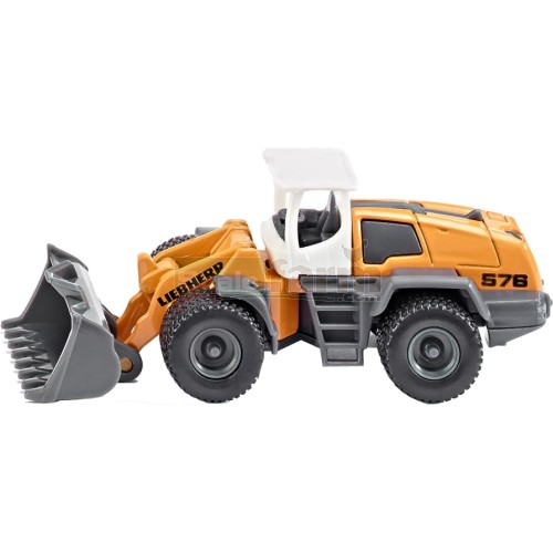 Liebherr 576 Wheel Loader (SIKU 1477)