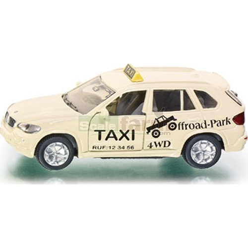 BMW X5 Off Road Taxi (SIKU 1491)