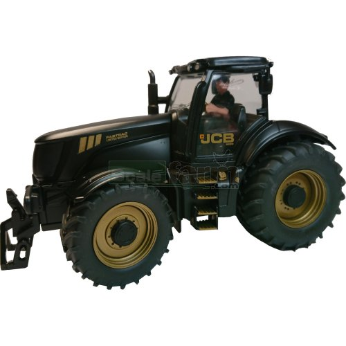 JCB 8250 Tractor - Limited Edition Black and Gold (SIKU 3267)