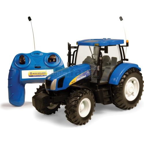 New Holland T6070 Radio Controlled Tractor - Big Farm (Britains 42601A1)