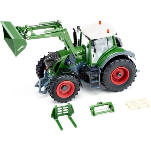 Fendt 933 Vario Tractor with Front Loader (Bluetooth App Controlled) (SIKU 6793)