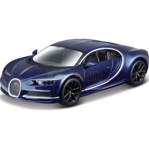 Bburago 1 18 Bugatti Chiron Diecast Metal Model Roadster: Bugatti Chiron