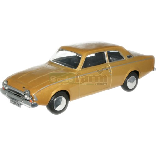 Ford Corsair - Amber Gold (Cararama CR023)