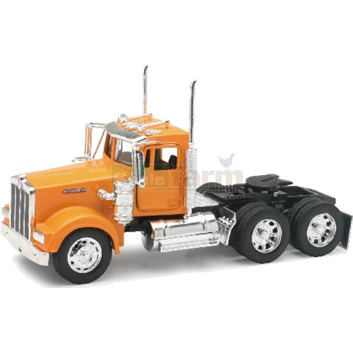 Kenworth W900 Cab Unit - Orange (NewRay 10843)