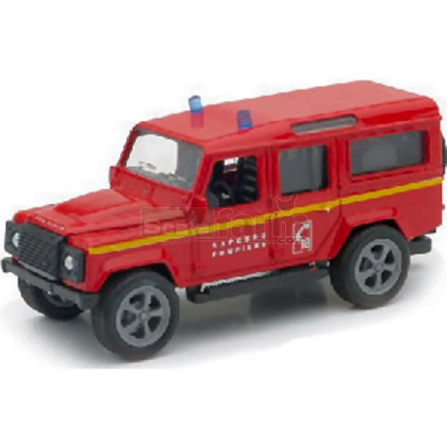 Land Rover Defender 110 - Sapeurs Pompiers (NewRay 19913)