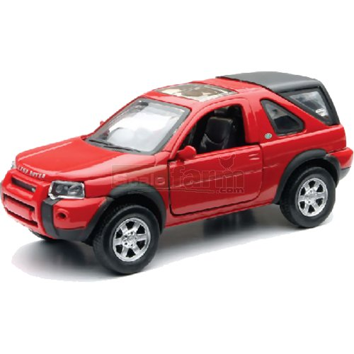 Land Rover Freelander - Red (NewRay 54853)