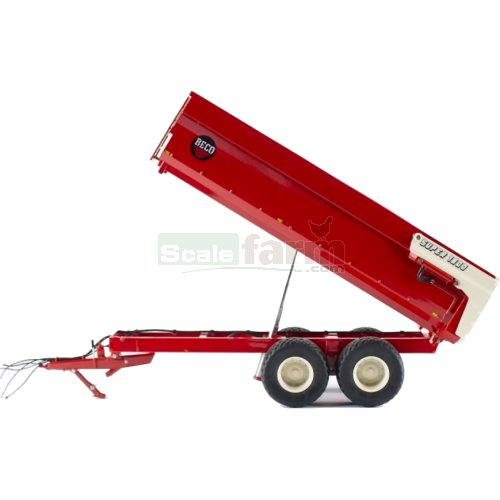 Beco Super 1800 Agricultural Tipper Trailer (AT Collections 3200501)