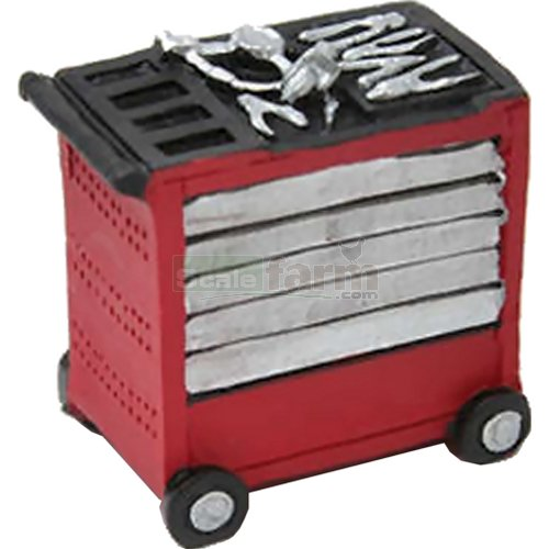 Tool Trolley (Red) (AT Collections 32503)