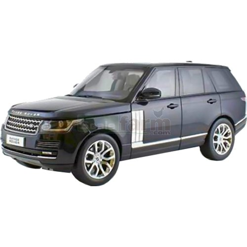 Range Rover 2013 - Black (Welly 11006)