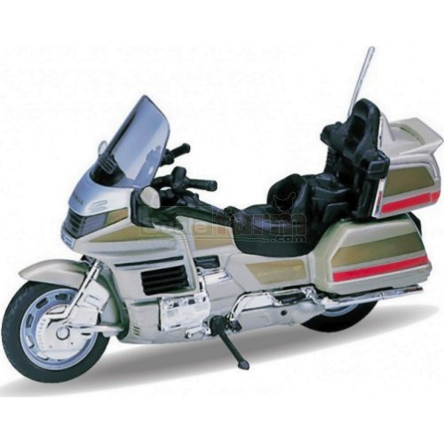 Honda Gold Wing - Champagne (Welly 12148)
