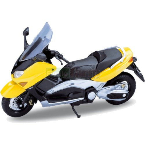 Yamaha XP500 Tmax - 2001 (Yellow/Black) (Welly 12157)