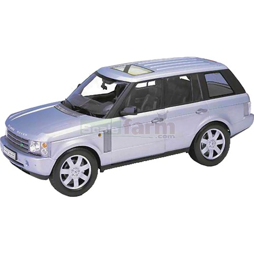 Range Rover - Silver (Welly 12536)