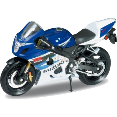 Suzuki GSX-R750 (Welly 12803)