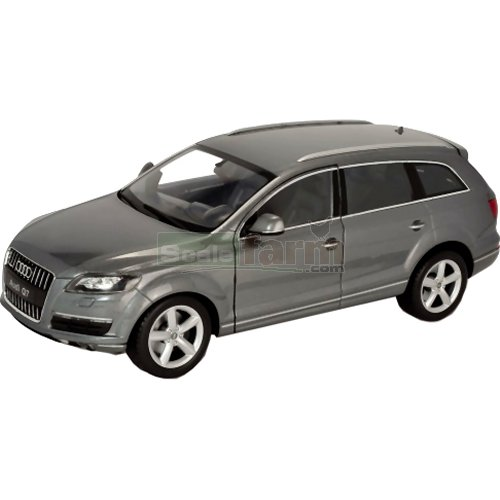 Audi Q7 2010 - Grey Metallic (Welly 18032)