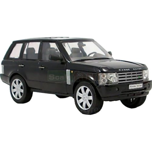 Land Rover Range Rover - Black (Welly 22415)