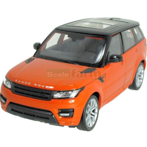 Range Rover Sport - Chili Red (Orange) (Welly 24059)