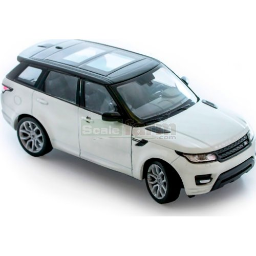 Range Rover Sport - White (Welly 24059)