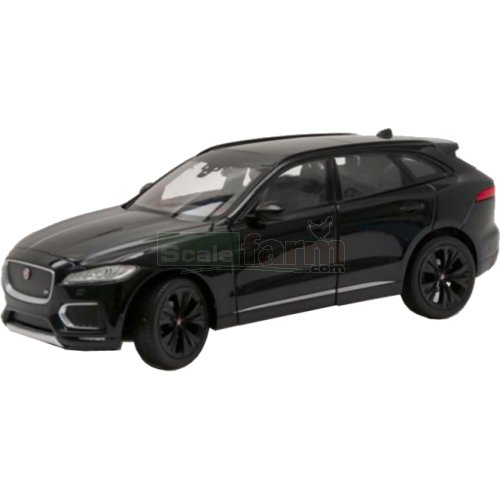 Jaguar F-Pace - Black (Welly 24070)