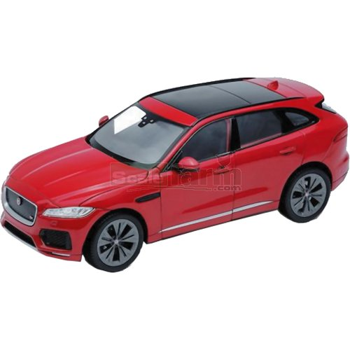 Jaguar F-Pace - Red (Welly 24070)