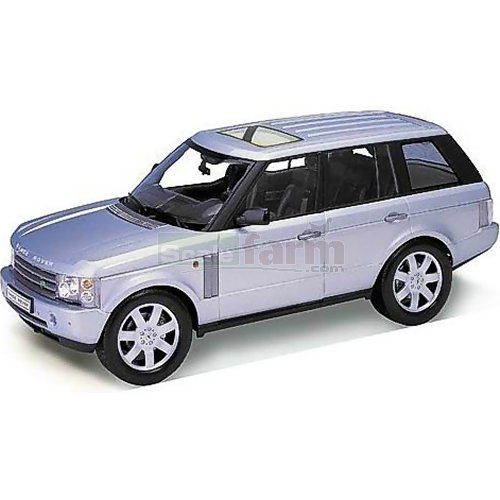 Land Rover Range Rover - Silver Grey (Welly 39882)
