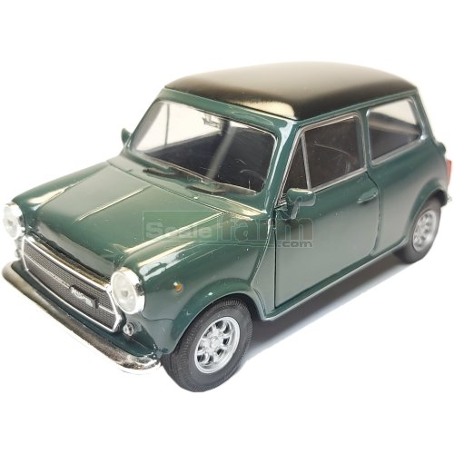 Classic Mini Cooper 1300 - Green (Welly 43609)