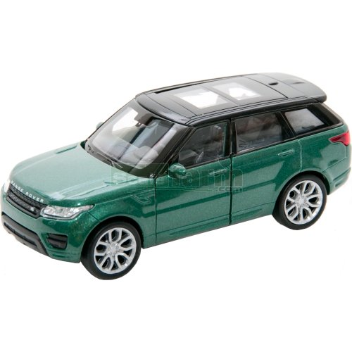 Range Rover Sport - Green (Welly 43698)