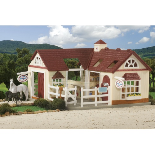 Stablemates Deluxe Animal Hospital (Breyer 59204)