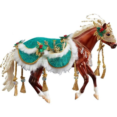 Minstrel - 2019 Holiday Horse (Breyer 700122)