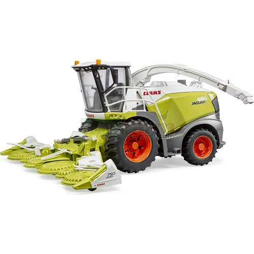 CLAAS Jaguar 980 Forage Harvester (Bruder 02134)