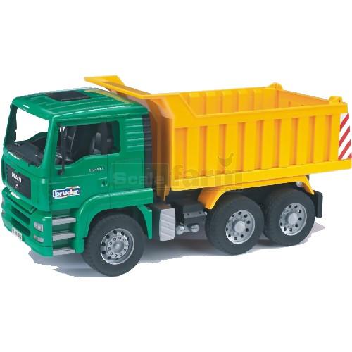 Bruder 02765 Man Tip Up Truck