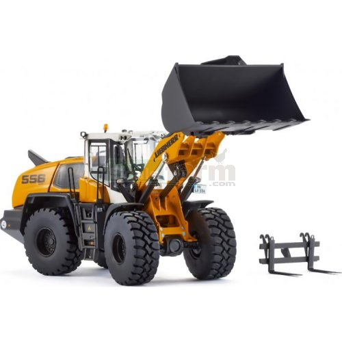 Liebherr L556 Xpower Wheel Loader (Wiking 7840)
