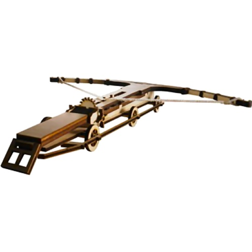 Da Vinci Wood Model Kit - Giant Crossbow (Revell 00501)