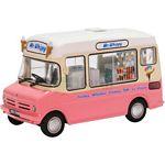 Oxford NWM001 N Gauge 1//148 Scale Mercedes Whtby Ice Cream Walls Mr Whippy