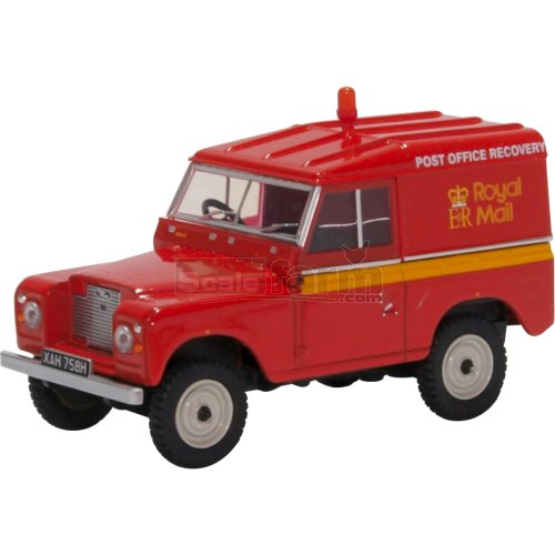 Land Rover Series IIA SWB Hard Top - Royal Mail (Oxford  43LR2AS002)