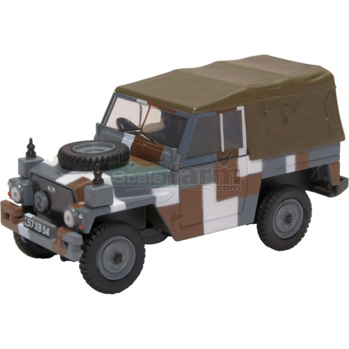 Land Rover Lightweight Canvas - Berlin Scheme (Oxford 43LRL004)