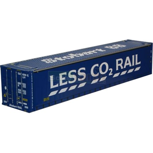 Container - Stobart Less Co2 Rail (Oxford  76CONT001)