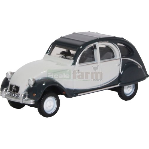 Citroen 2CV Charleston - Cormorant Grey/Midn (Oxford  76CT006)