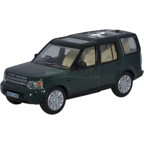 Land Rover Discovery 4 - Aintree Green (Oxford 76DIS003)