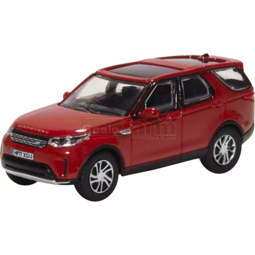 Land Rover Discovery 5 - Firenze Red (Oxford 76DIS5003)