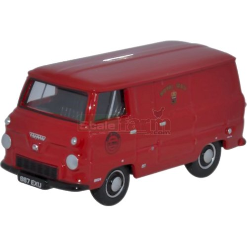 Ford 400E Van - Royal Mail (Oxford 76FDE004)