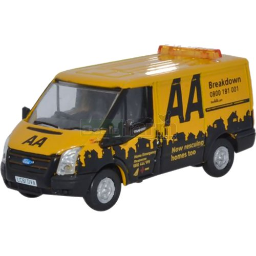 Ford Transit SWB Low Roof - AA (Oxford 76FT016)