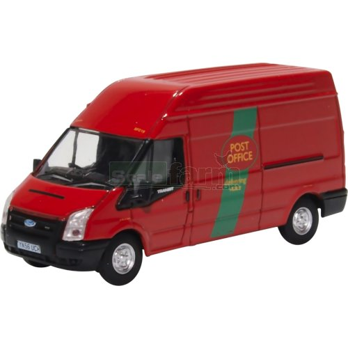 Ford Transit Mk5 - Post Office (Oxford 76FT032)