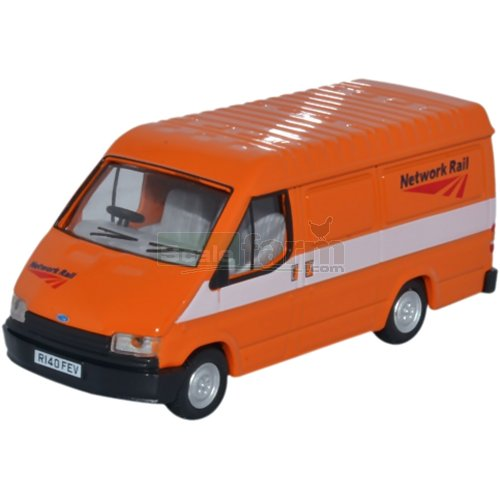 Ford Transit Mk3 - Network Rail (Oxford 76FT3007)