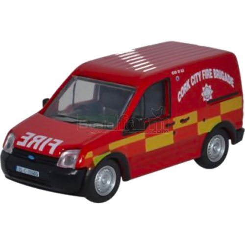 Ford Transit Connect - Cork City Fire Brigade (Oxford 76FTC003)